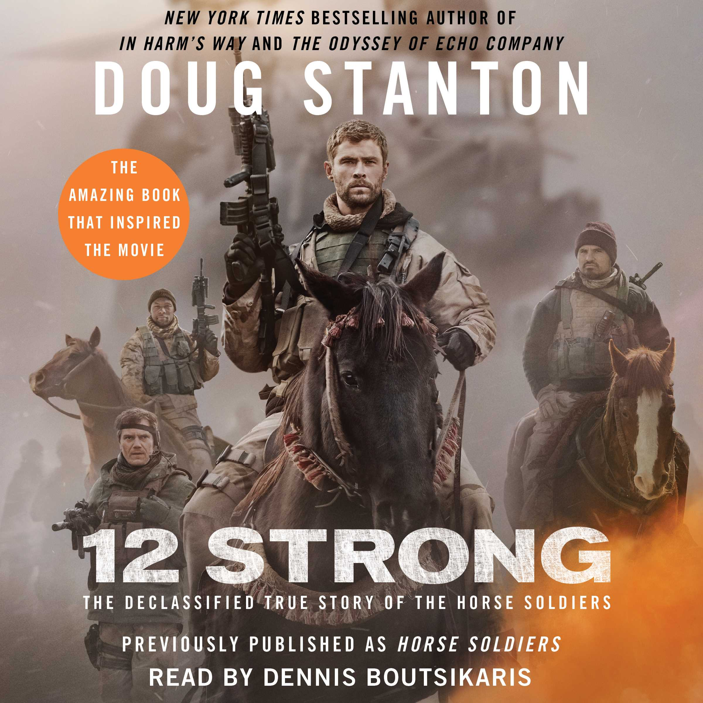 12 strong 9780743580823 hr