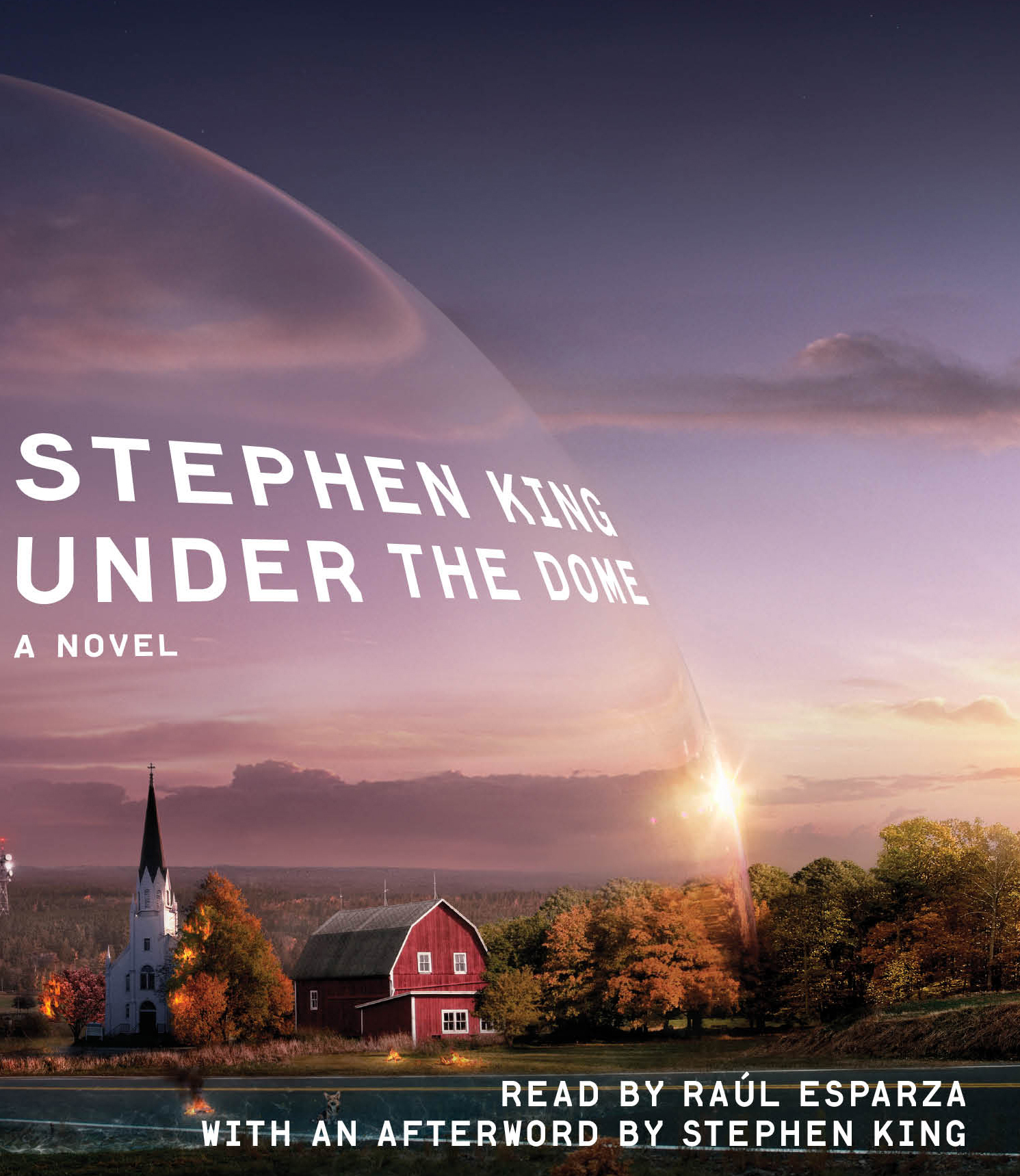 Under the dome 9780743597319 hr