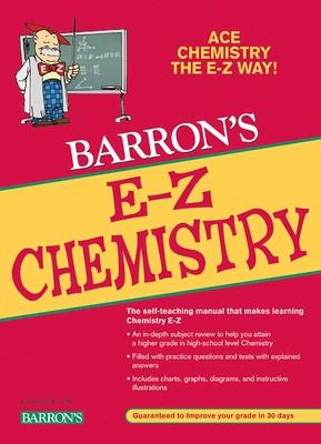 E-Z Chemistry | Book by Joseph A  Mascetta M S , Mark