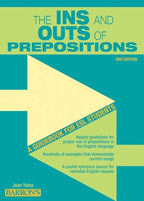 Ins and Outs of Prepositions | Book by Jean Yates Ph D  | Official