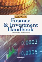 Finance and Investment Handbook