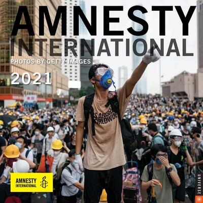 Calendrier Fetes Religieuses Fonction Publique 2021 Amnesty International 2021 Wall Calendar   Book Summary & Video