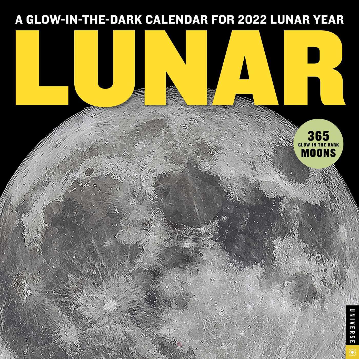 Astronomy Calendar 2022.Lunar 2022 Wall Calendar Book Summary Video Official Publisher Page Simon Schuster