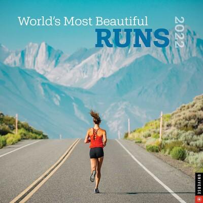 2022 Marathon Calendar.World S Most Beautiful Runs 2022 Wall Calendar Book Summary Video Official Publisher Page Simon Schuster