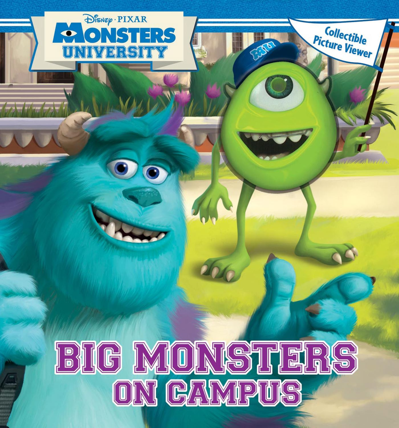 Disney pixar monsters university big monsters on campus book by disney pixar monsters university big monsters on campus 9780794427436 hr voltagebd Image collections