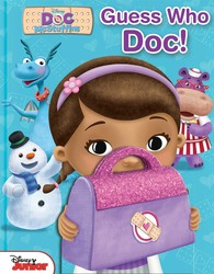 Disney Doc McStuffins Guess Who, Doc!