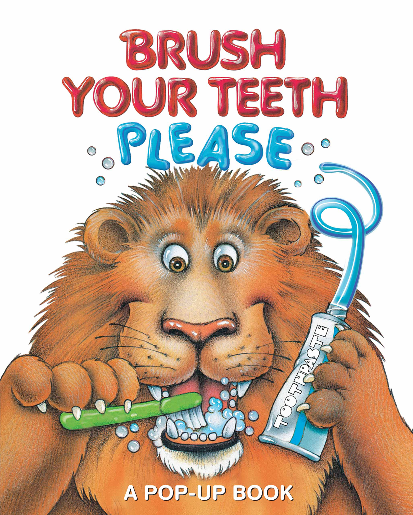 Brush Your Teeth Please Book By Jean Pidgeon Official