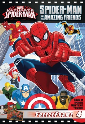Marvel Ultimate Spider Man Spider Man And His Amazing
