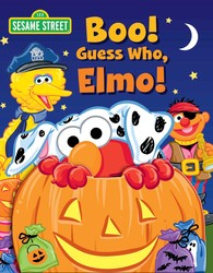 Sesame Street: Boo! Guess Who, Elmo!