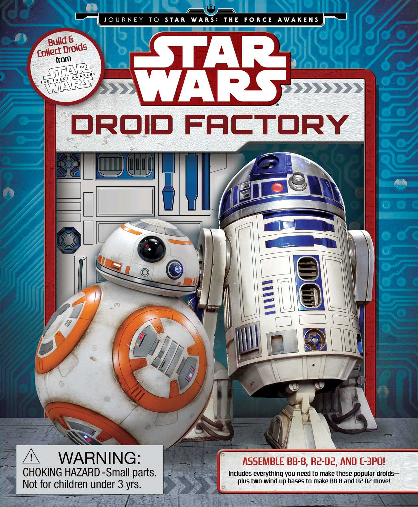 Star wars droid factory 9780794436629 hr