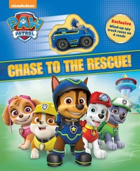 PAW Patrol: Chase to the Rescue