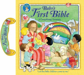 Baby S First Bible Book By Colin And Moira Maclean