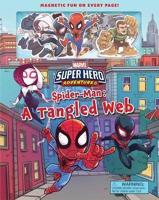 Marvel's Super Hero Adventures Spider-Man: A Tangled Web