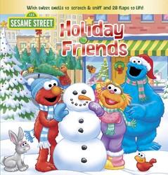 Sesame Street: Holiday Friends