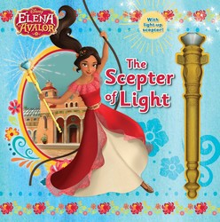 Disney Elena of Avalor: The Scepter of Light!