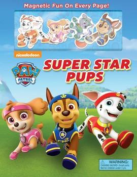 PAW Patrol: Super Star Pups
