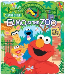 Sesame Street: Elmo at the Zoo