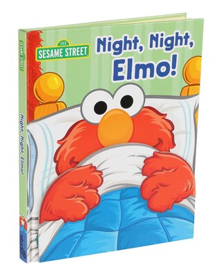 Sesame Street: Night, Night, Elmo! | Book by Gina Gold