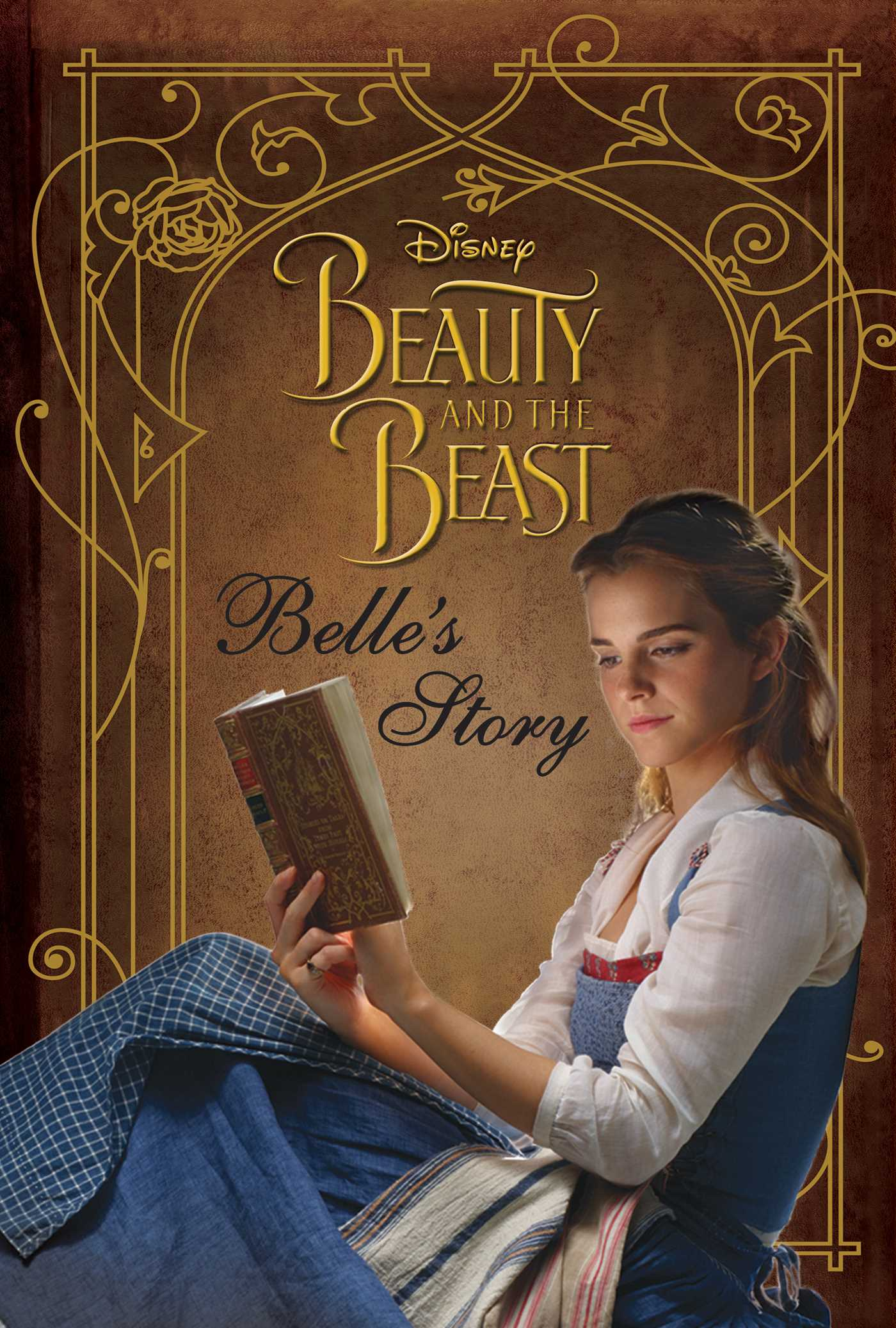 Disney beauty and the beast belles story 9780794440725 hr