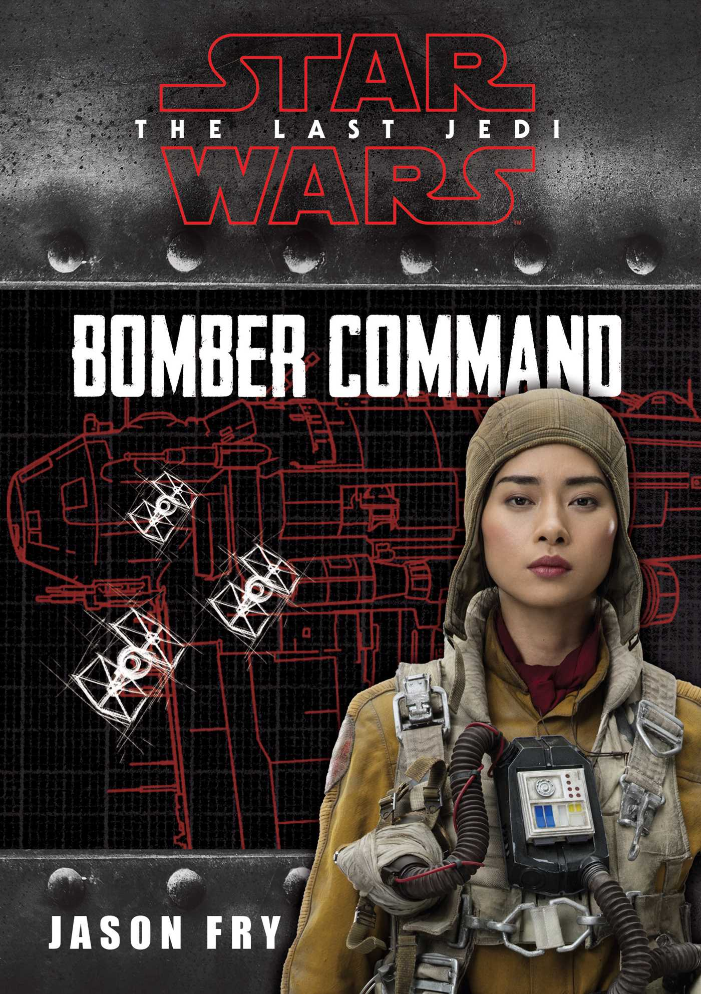 Star wars viii the last jedi bomber command 9780794440848 hr