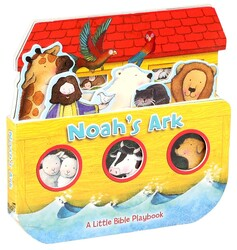 Little Bible Playbook: Noah's Ark