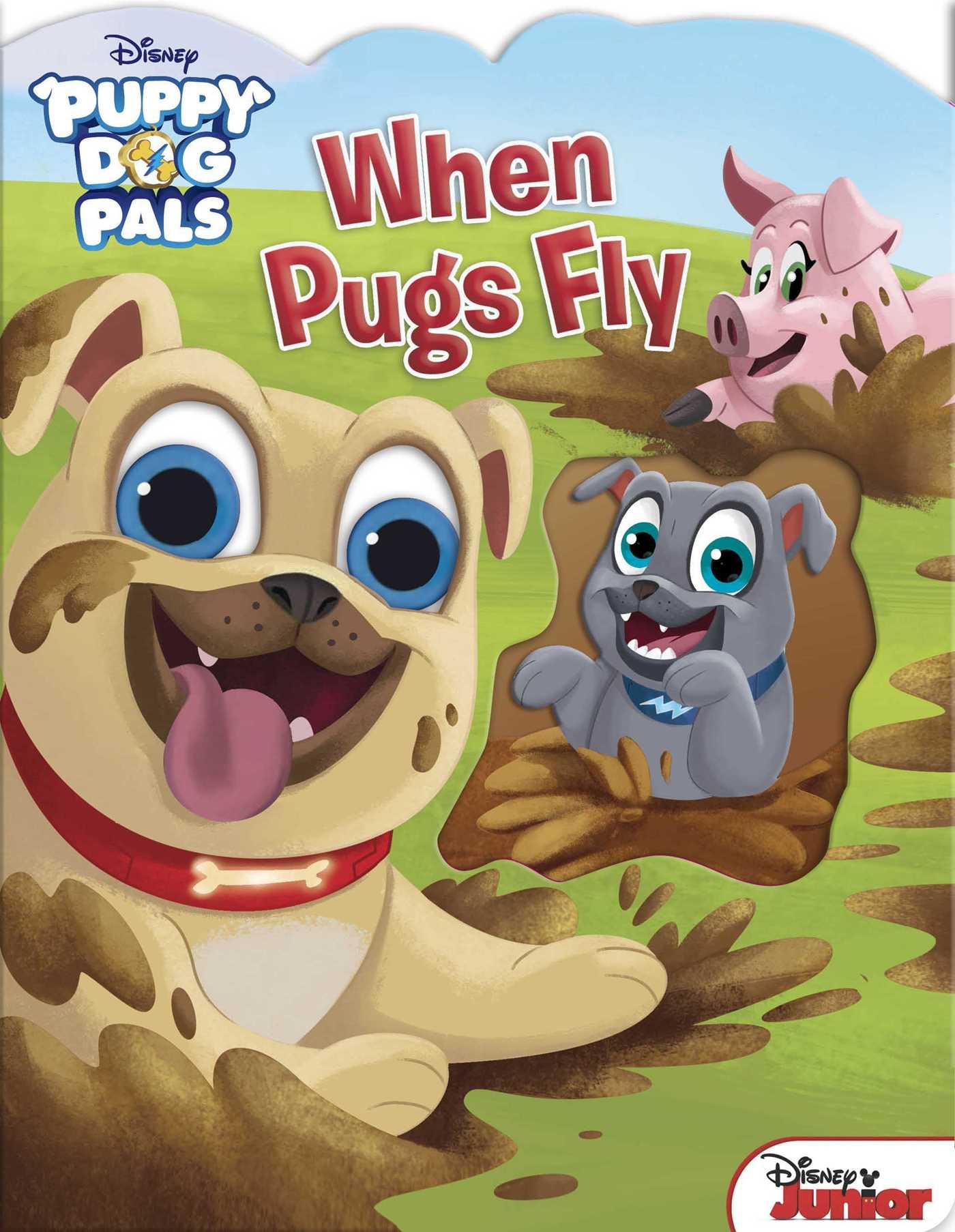 Disney S Puppy Dog Pals Adventures In Puppy Sitting
