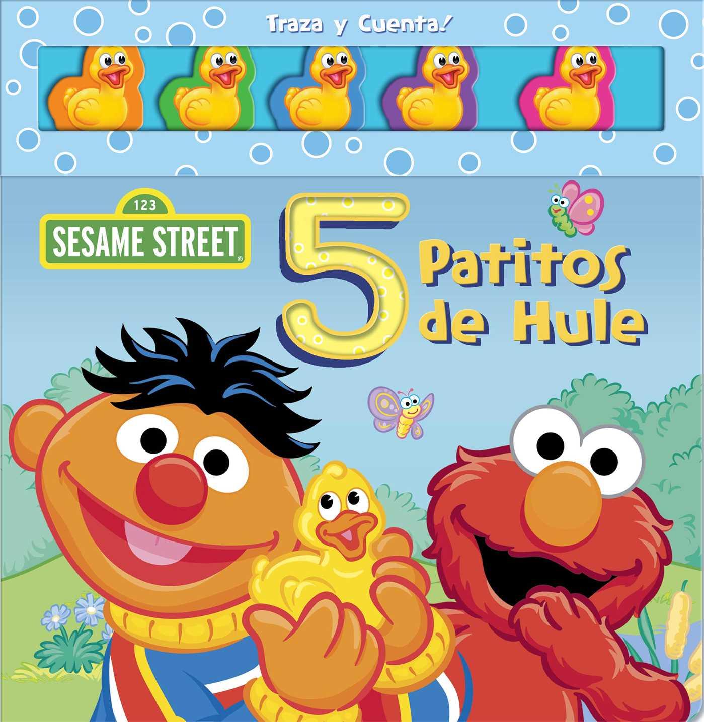 sesame street 5 patitos de hule book by matt mitter tom brannon
