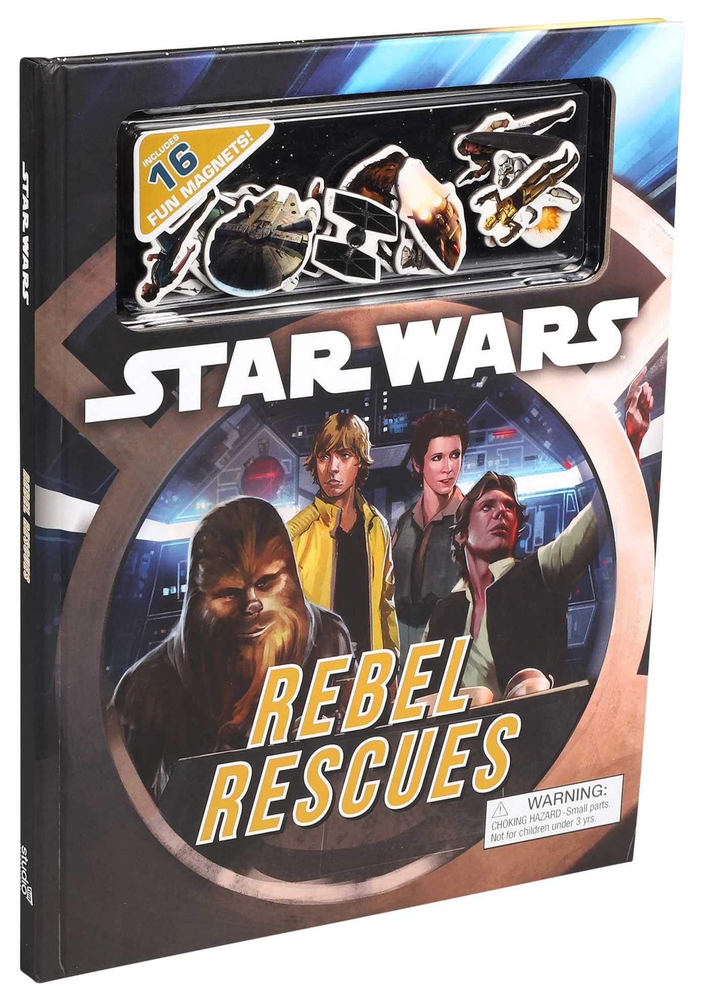 Star wars rebel rescues 9780794442460 hr
