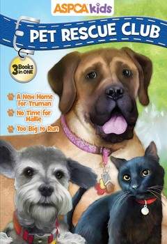pet rescue club books by aspca catherine hapka and cathy hapka