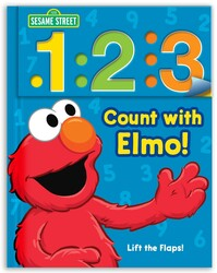 Sesame Street: 1 2 3 Count with Elmo!