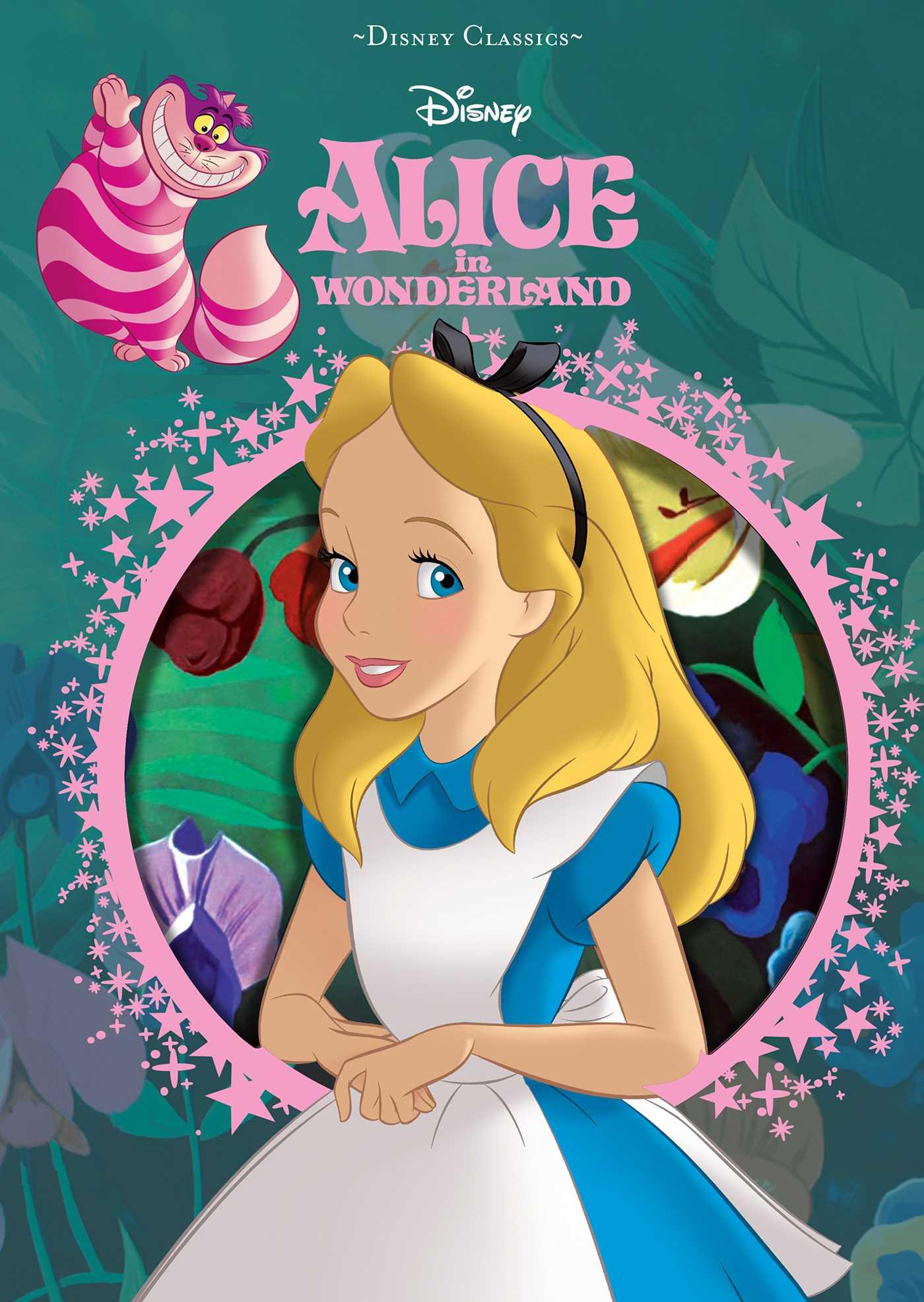 Disney Alice In Wonderland Book By Editors Of Studio Fun