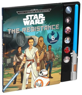 Journey to Star Wars: The Rise of Skywalker: The Resistance