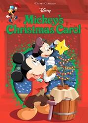 Mickeys Christmas Carol Book.Disney Mickey S Christmas Carol Book By Editors Of Studio