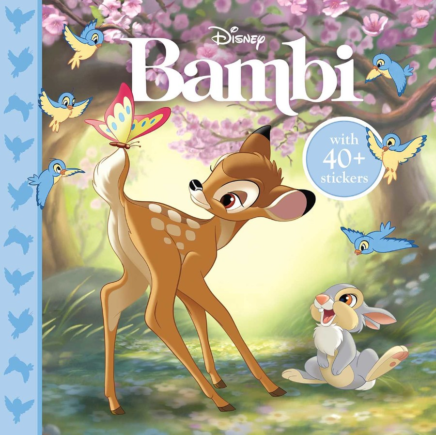 Disney: Bambi | Book by Editors of Studio Fun International | Official  Publisher Page | Simon & Schuster