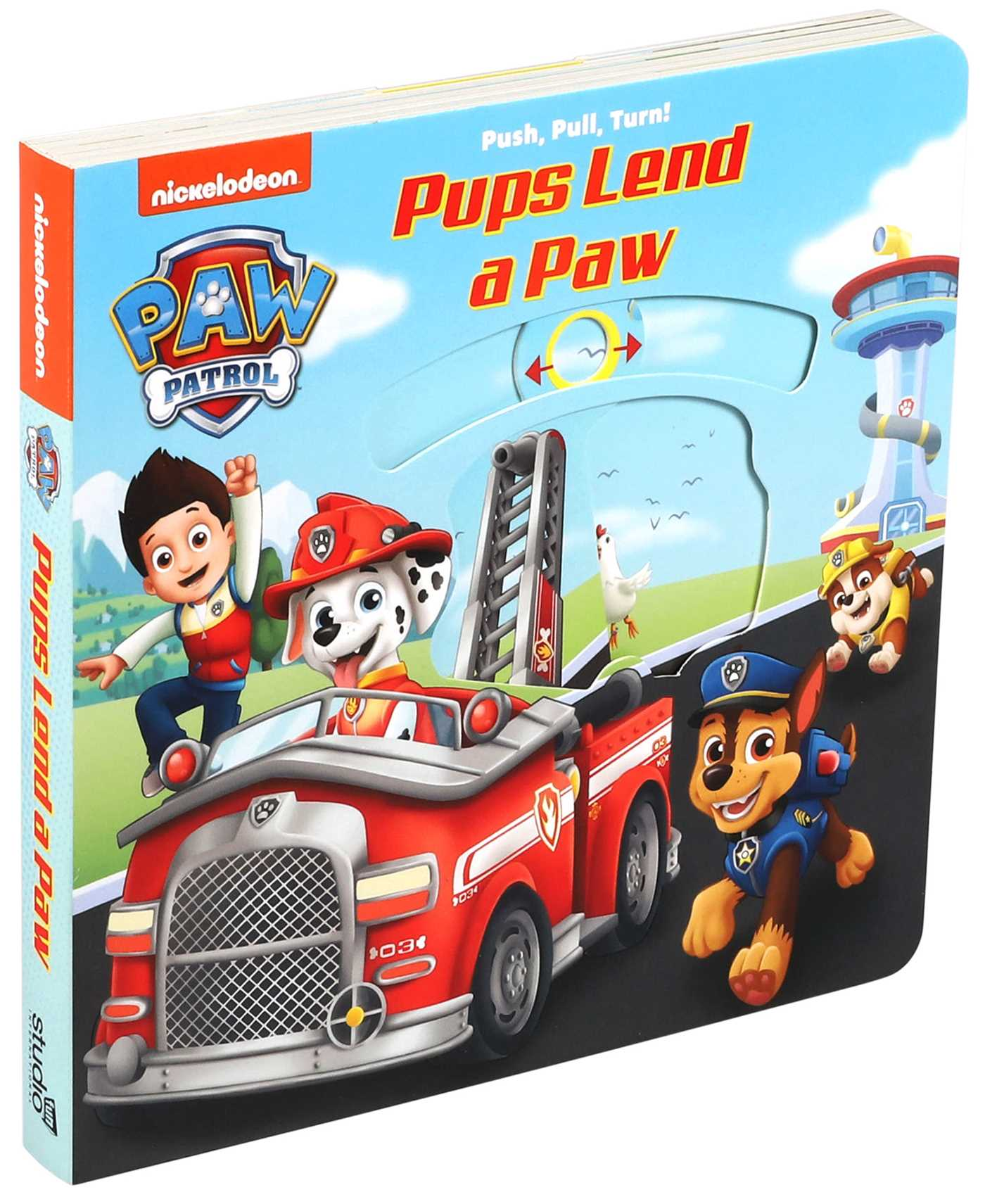 Paw Patrol Chase 'Child On Board' Car Window Sign