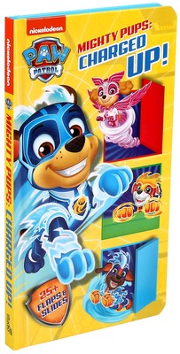 nickelodeon paw patrol mighty pups: charged up | bookmaggie fischer, mike jackson
