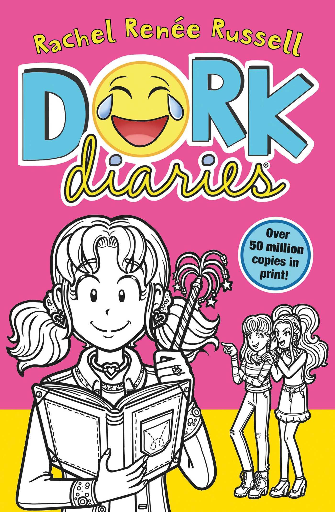 Dork diaries 9780857076748 hr