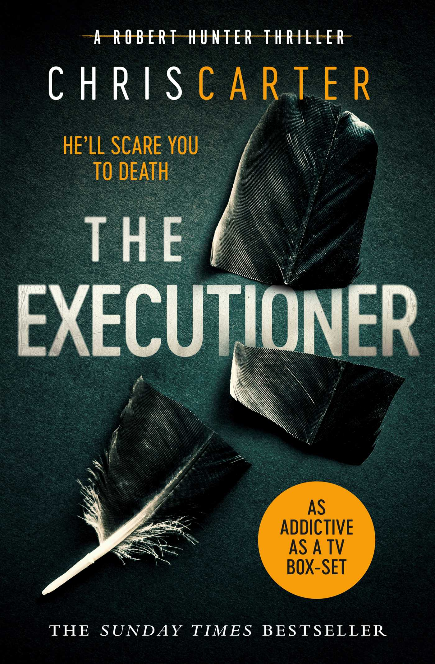 The executioner 9780857200136 hr