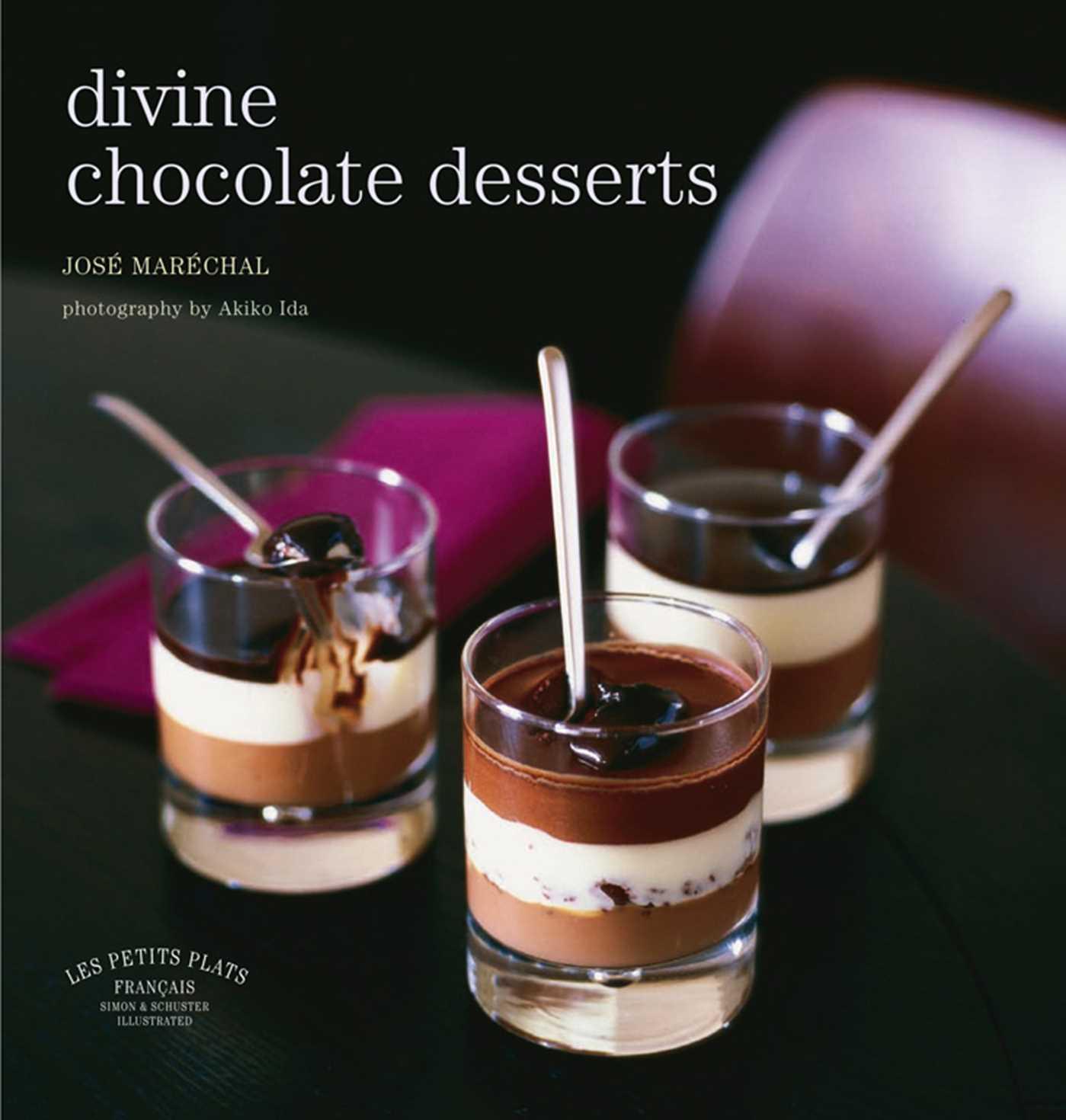 Les petits plats divine chocolate desserts 9780857201102 hr