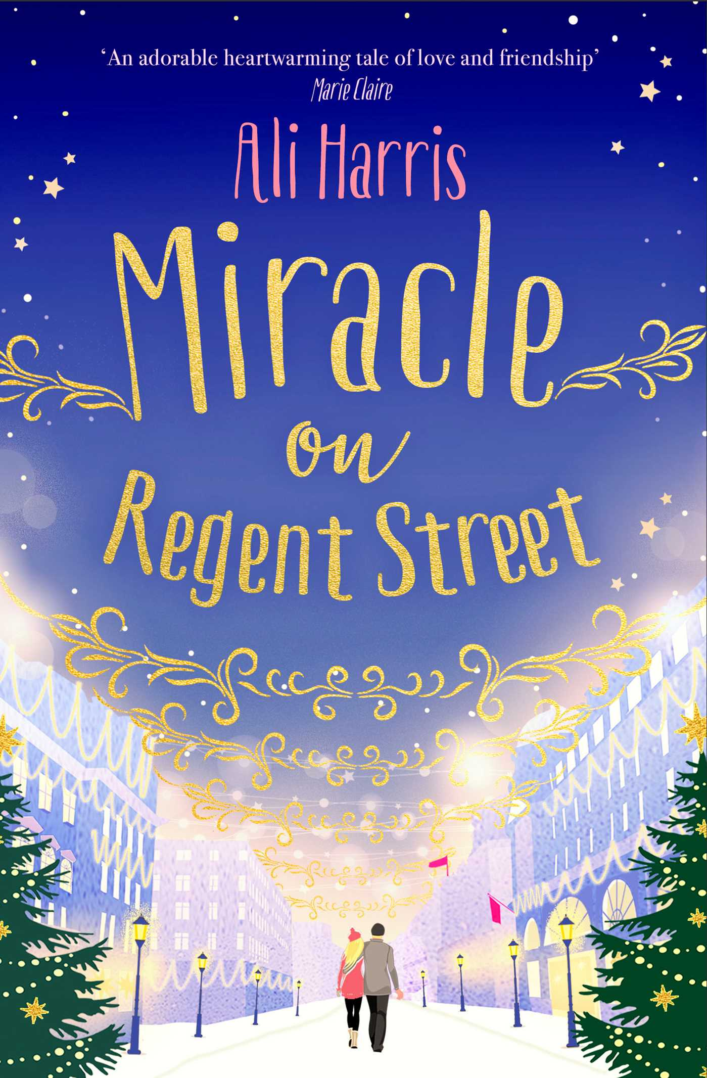 Miracle on regent street 9780857202901 hr