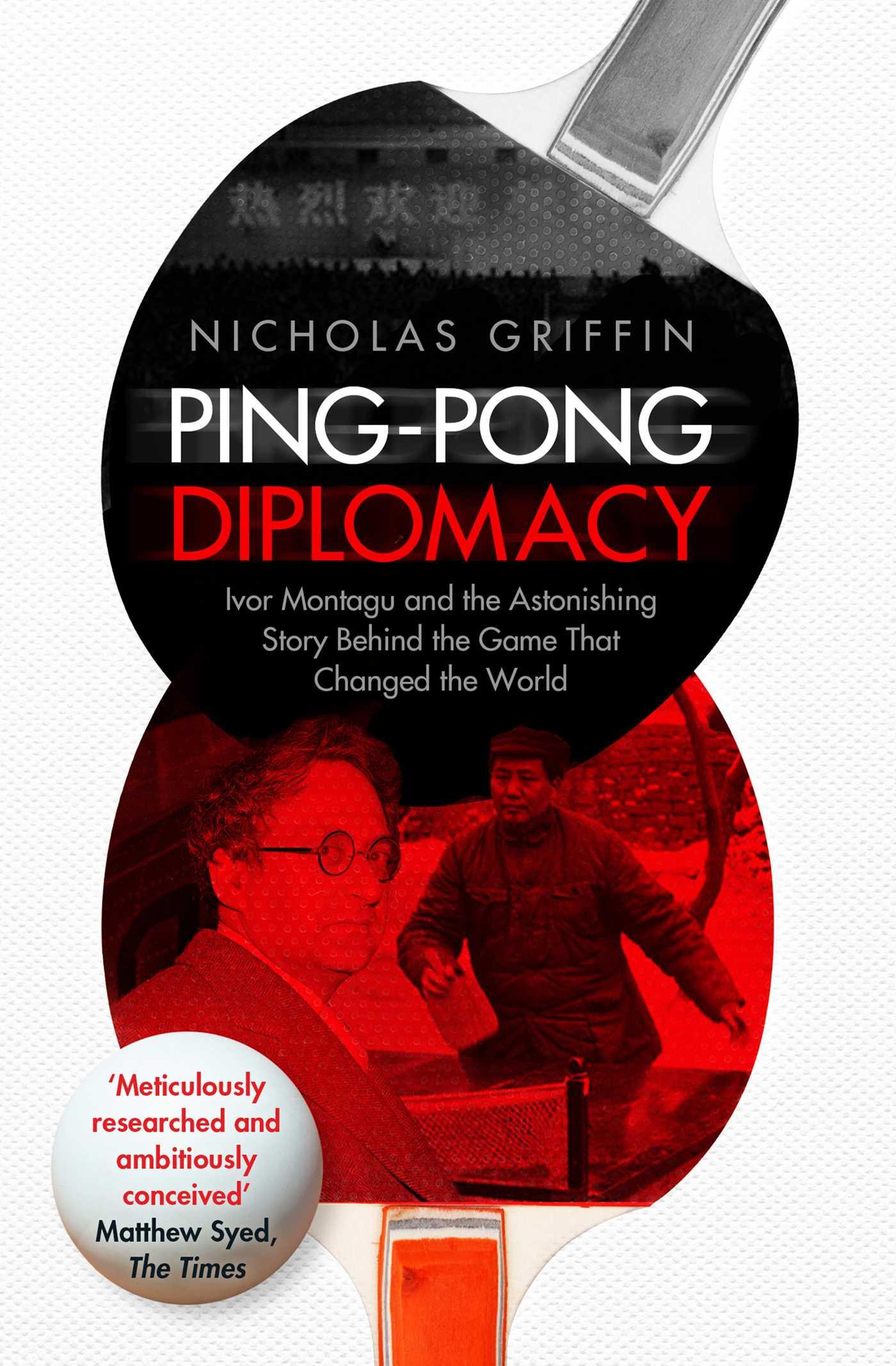 Ping pong diplomacy 9780857207371 hr