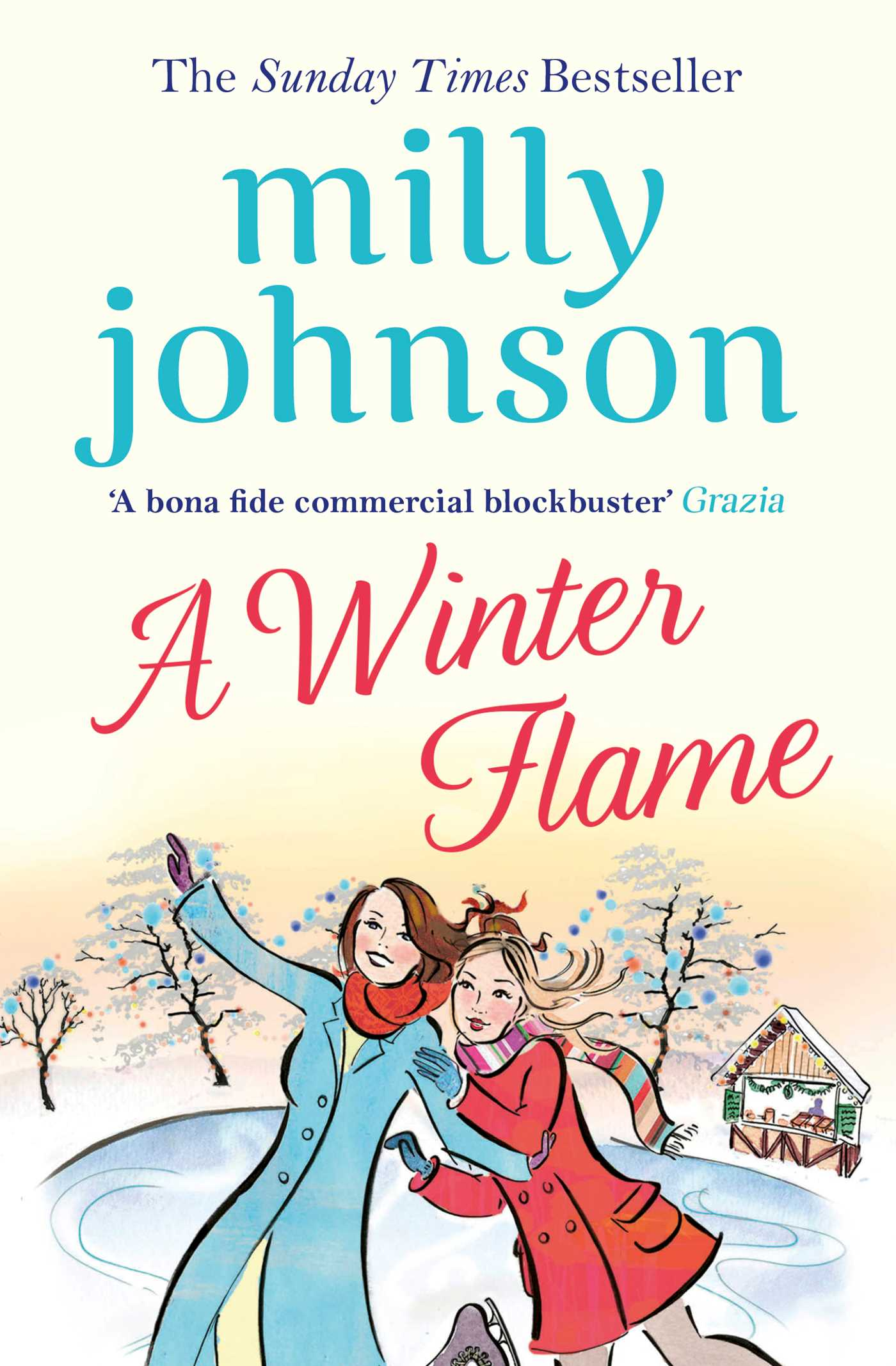 A winter flame 9780857208989 hr