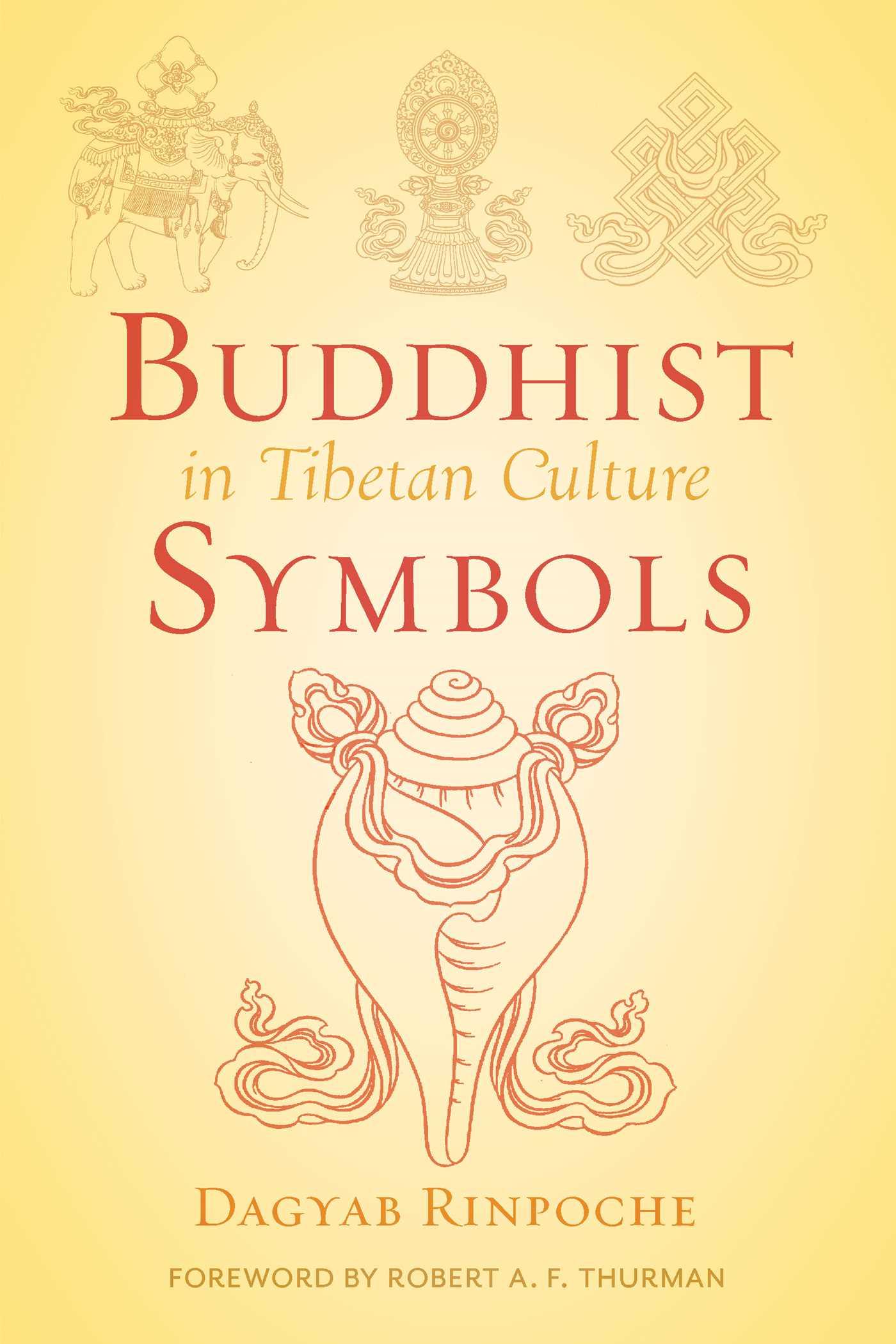 Buddhist Symbols In Tibetan Culture Book By Loden Sherap Dagyab
