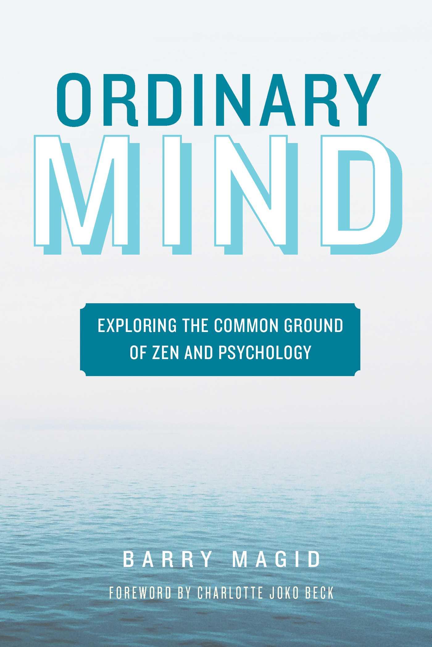 Ordinary mind 9780861714957 hr