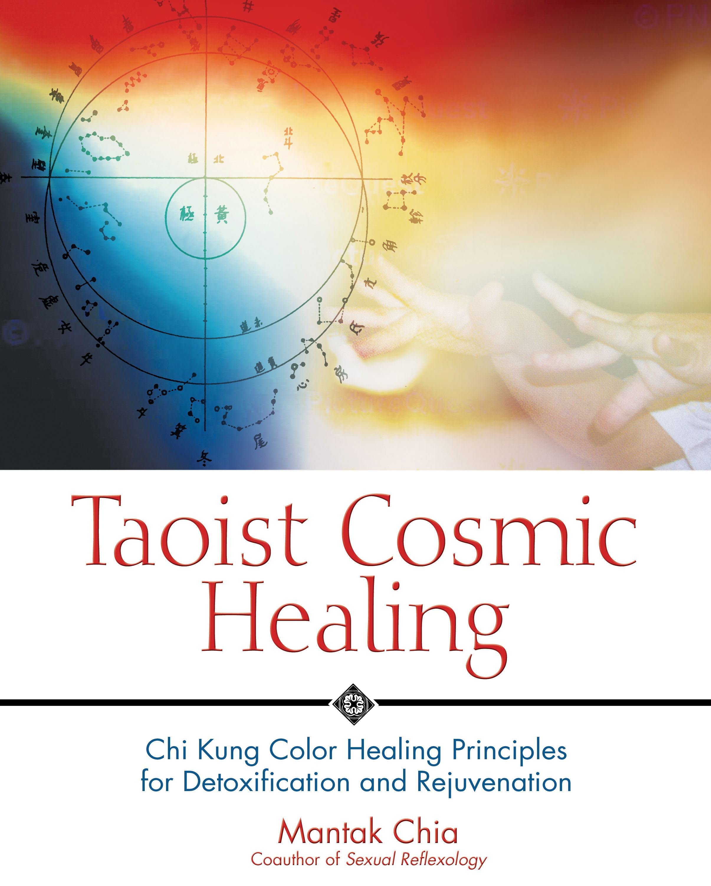Sexual reflexology activating the taoist points of love