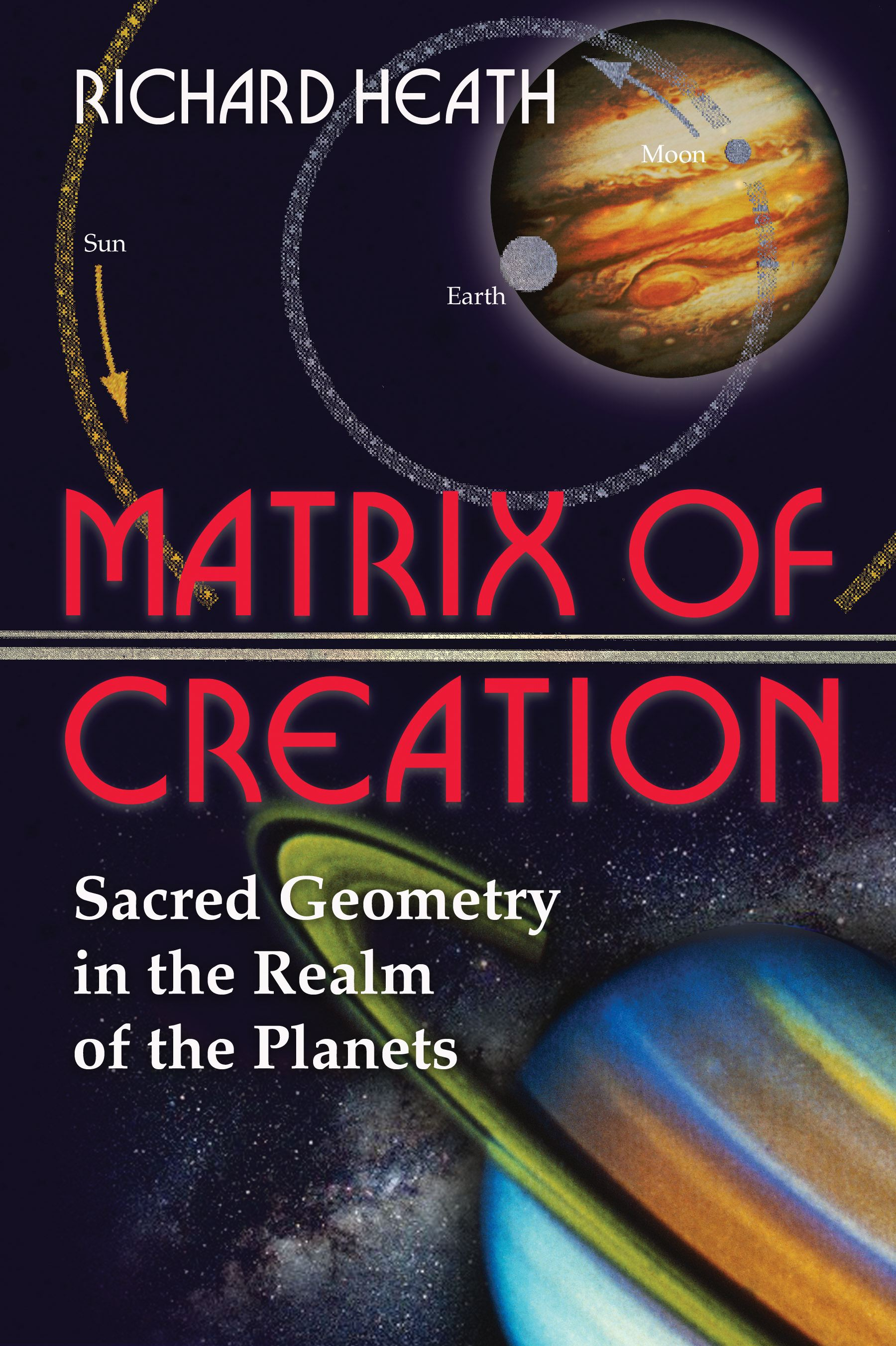 Matrix of creation 9780892811946 hr