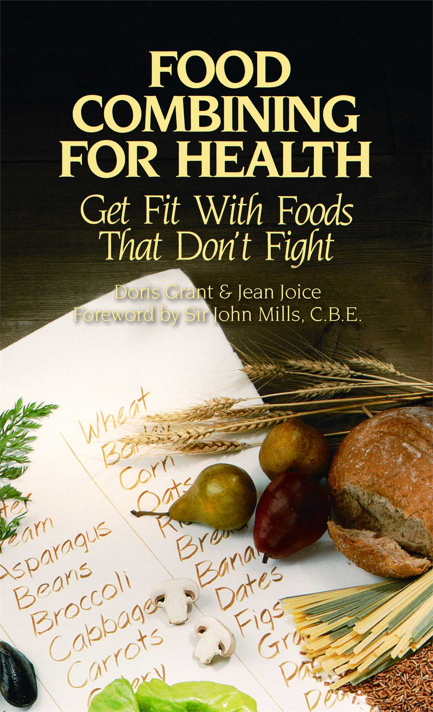 Food combining for health book by doris grant jean joice sir food combining for health 9780892813483 hr forumfinder Image collections