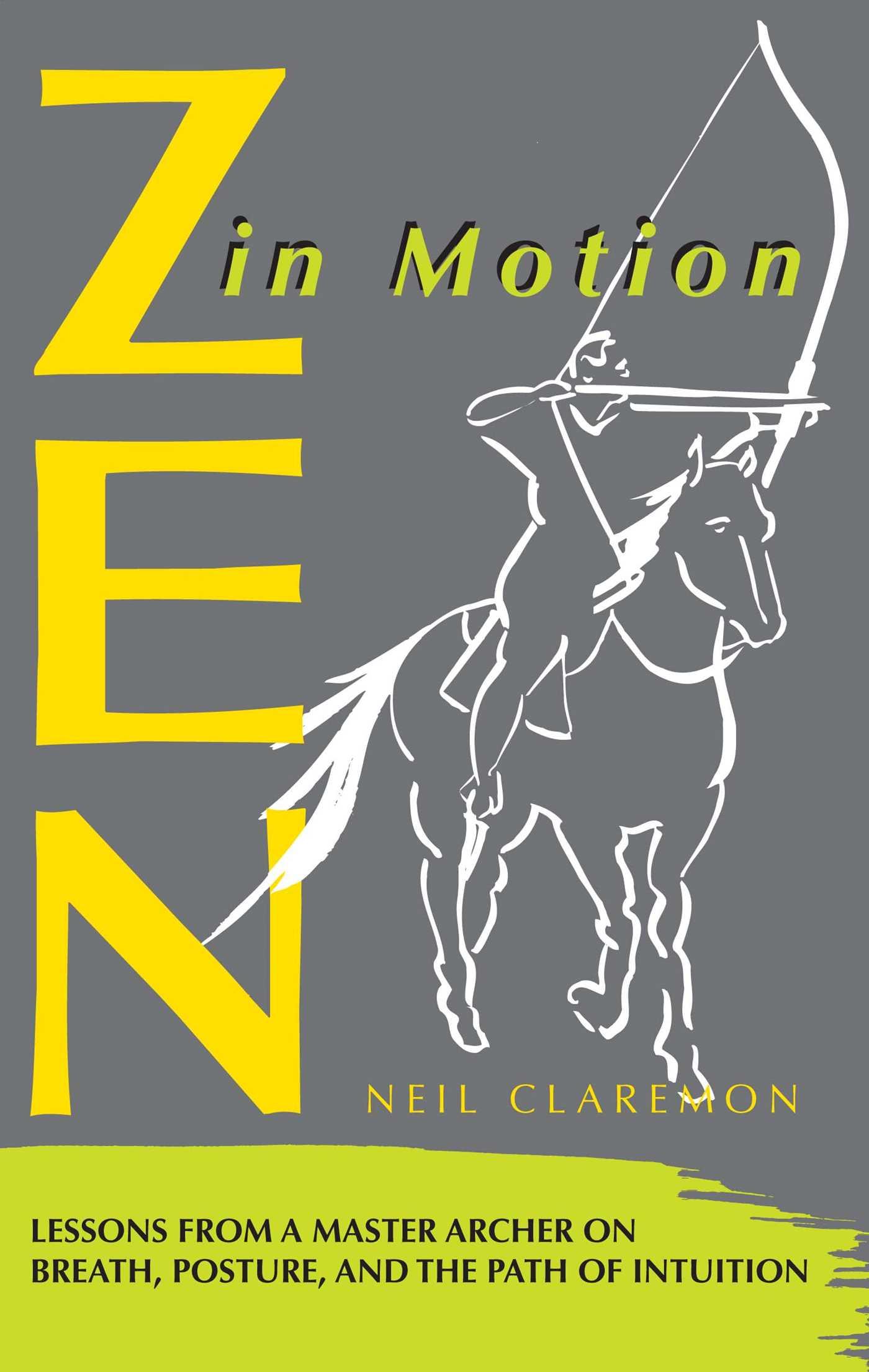 Zen in motion 9780892813612 hr