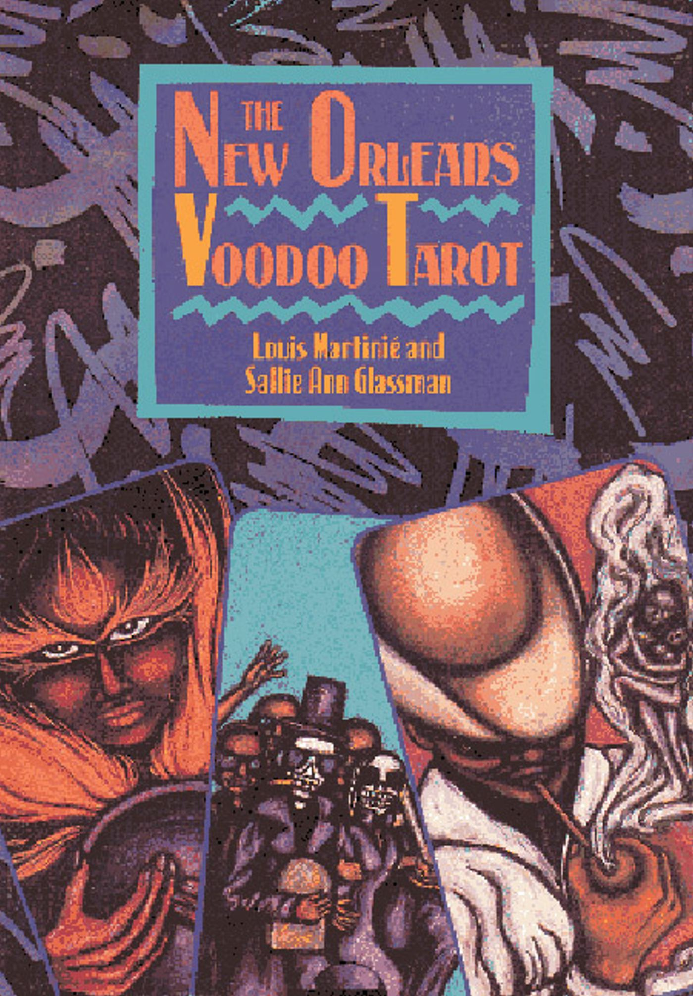 The new orleans voodoo tarot 9780892813636 hr
