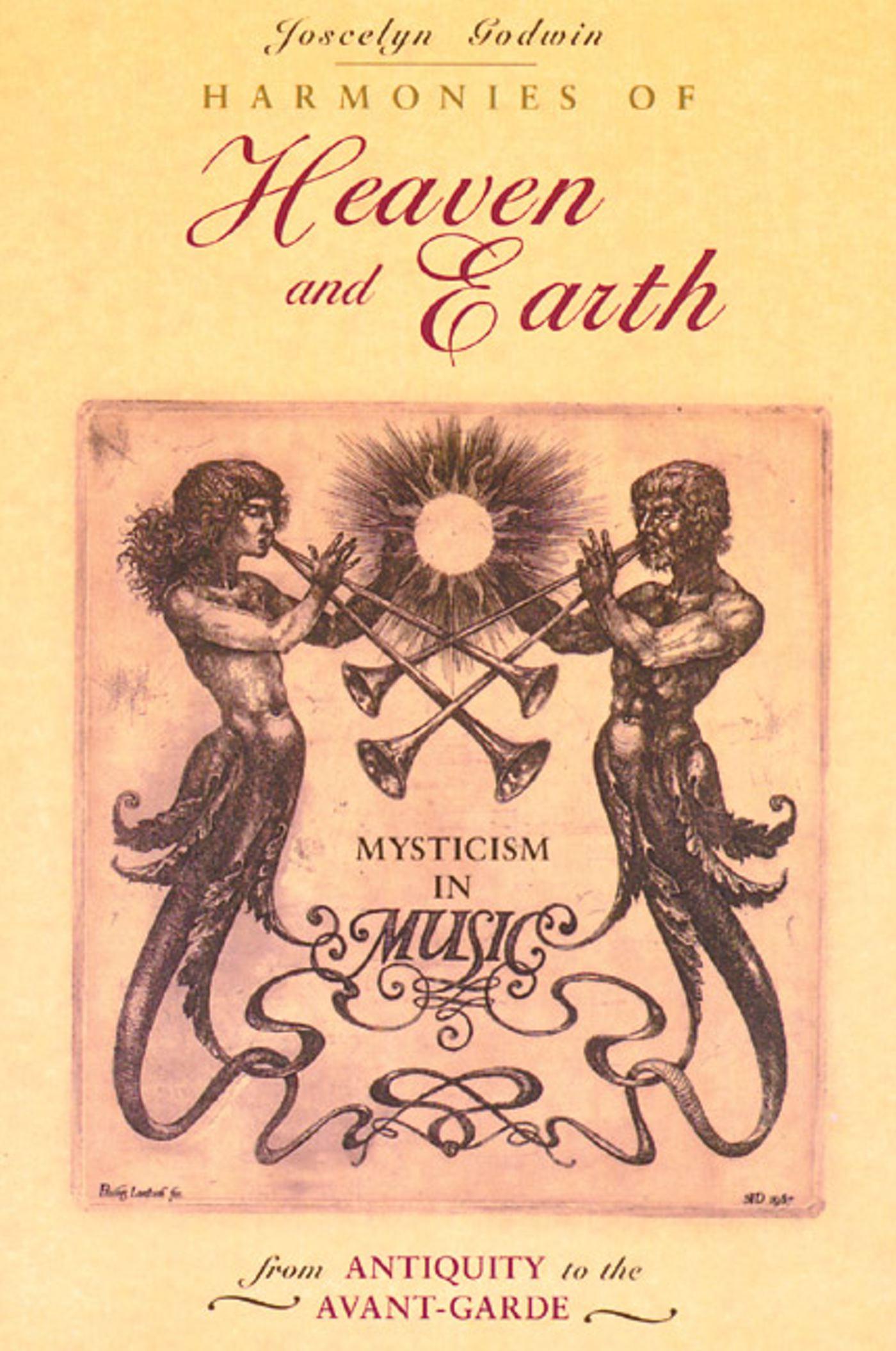 Harmonies of heaven and earth 9780892815005 hr